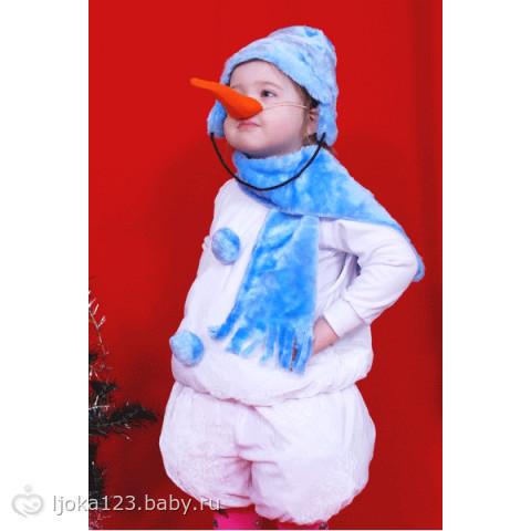 Пошить платье без выкройСделать нос снеговика своими