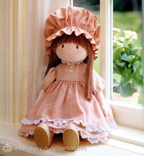 Как сшить куклы в домашних условиях