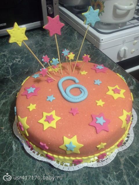 Мои новые тортики для всех