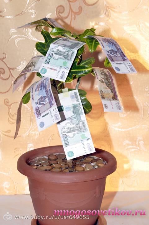 Оригинально подарить деньги на свадьбу