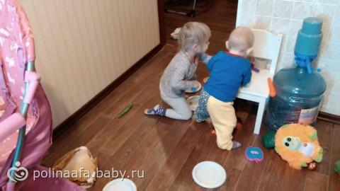 Детская кухня.Совсем запуталась в выборе