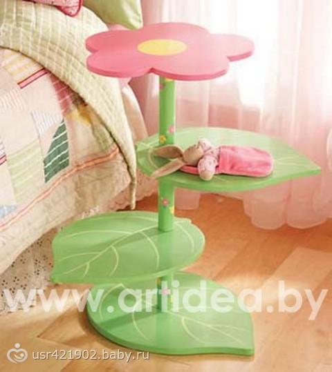 Интересные идеи своими руками для детской комнаты