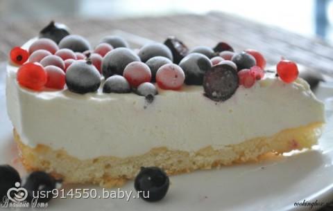 Торт мороженое рецепт фото