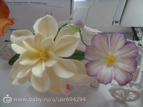 Цветочная мастика от татьяны хегай рецепт