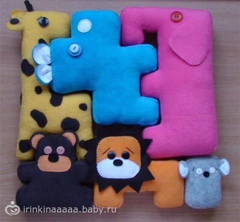 Оригинальные игрушки своими руками для детей
