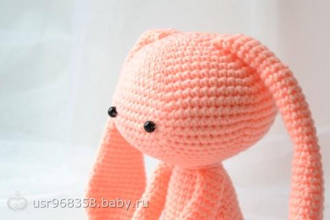 Инопланетянский заяц крючком