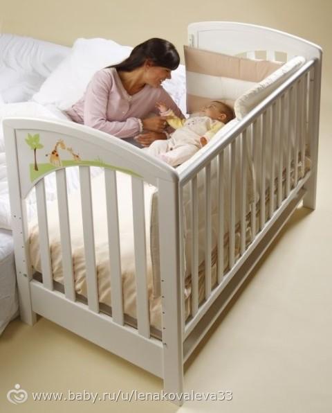 Какую кровать  ребенку в 1.5 года