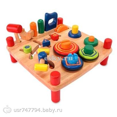 Игрушки мальчику в годик
