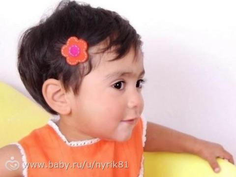 Короткие стрижки для девочек маленьких