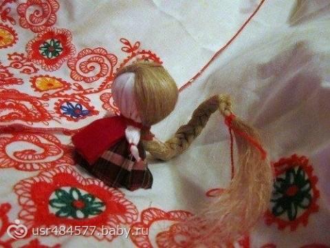Роль куколки в жизни наших предков