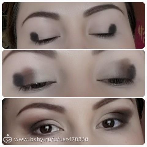 zoeva. color. love. makeup. красивый макияжжж