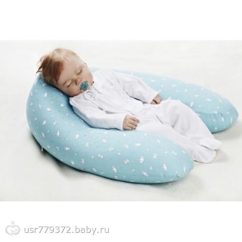 Подушка для беременных для новорожденного