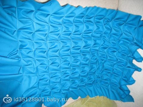 Подушка с буфами ВОЛНА - МК -