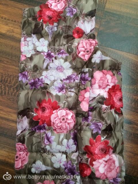 МК карманы с листочкой в рельефах