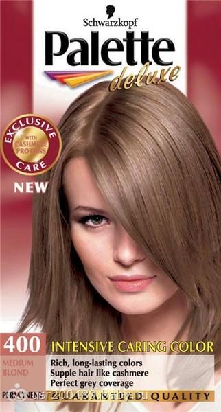 Посоветуйте хорошую краску для волос