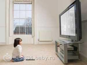 Как отучить ребенка от телевизора?