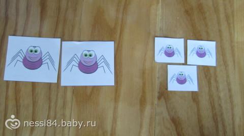 Косиножка плетет паутину