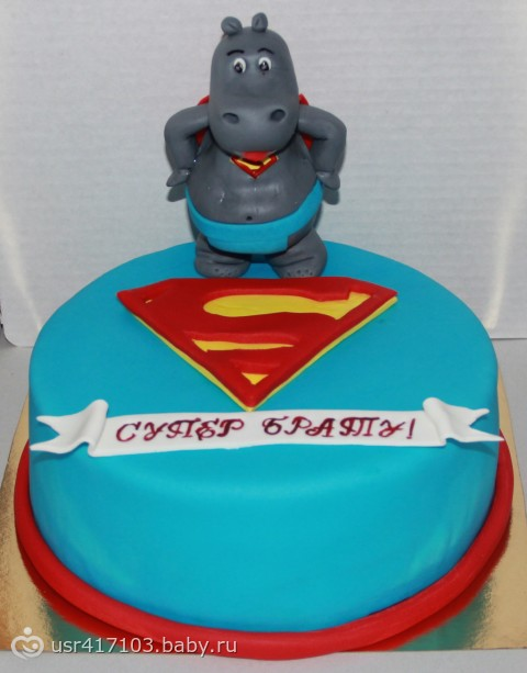 Торт для брата на день рождения своими руками