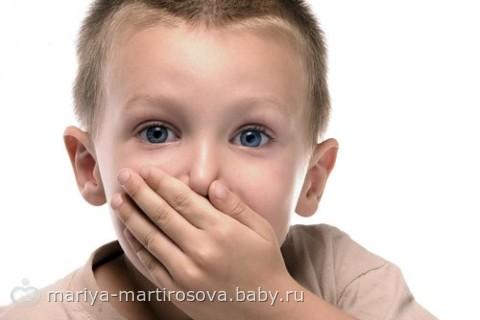 Почему ребенок ругается в 3 года и как быть родителям