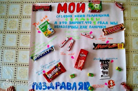 Что подарить родителям на годовщину свадьбы своими руками от дочки на 14