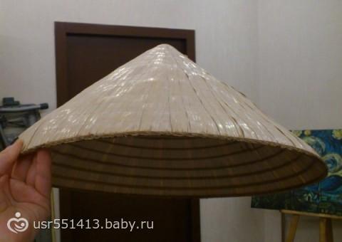 Как сделать шапку вьетнамку из бумаги - ЛигоДизайн