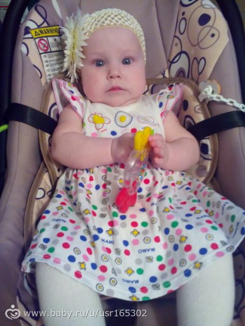 Растет моя девочка, каждый день чем-то ...: www.baby.ru/blogs/post/373177524-113639240