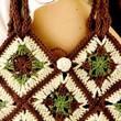 18 апр 2014 Добрый день любительницы вязания крючком! .  Этим видео уроком покажу как связать бабушкин квадрат и...