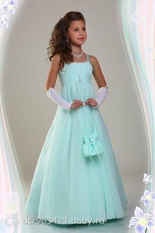 картинки пышные платья для девочек