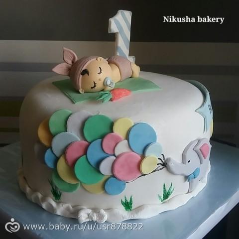 Детские торты на заказ харьков с фото