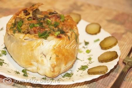 Как сделать тесто с картошкой и мясом