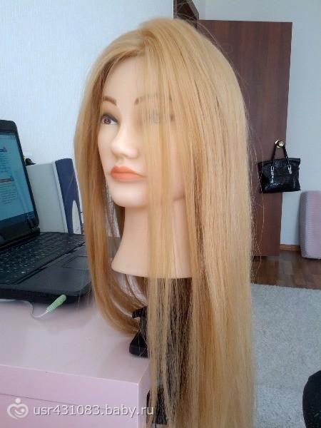 Голова манекен для причесок фото