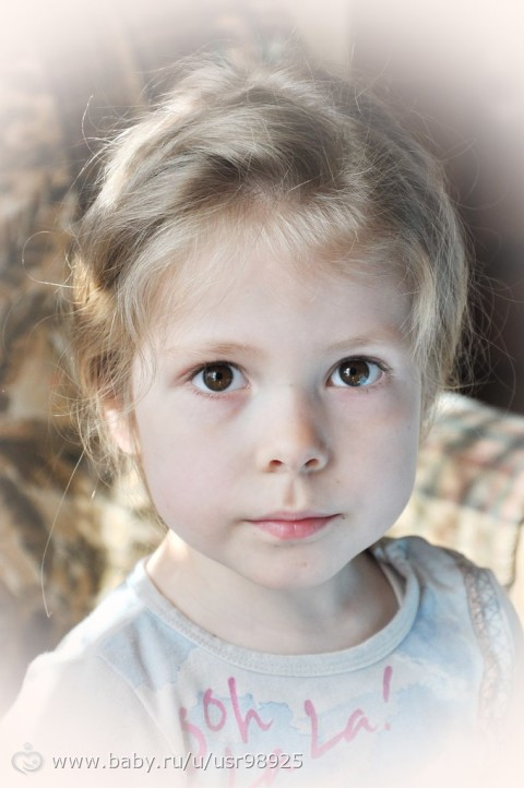 Картинки блондинок рамки в 9 лет