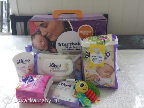 libero baby box