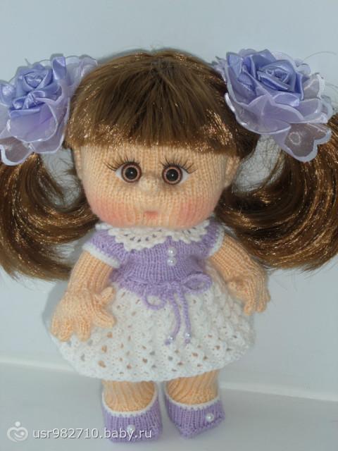 кукла Амигуруми ..Схема?