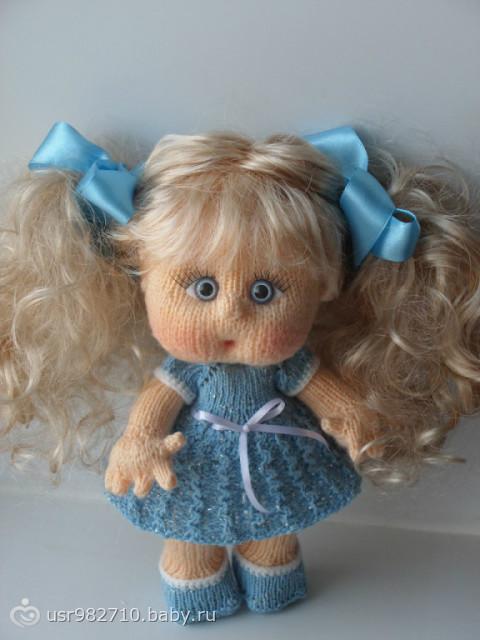 кукла Амигуруми ....схема?