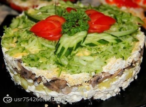 Салат венецианский рецепт с фото