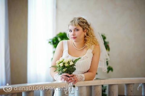2 эстафеты в одном))я невеста и я беременна))