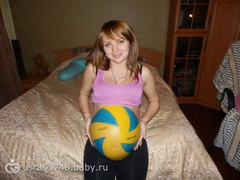 Беременность двойней: фото живота по неделям, отзывы