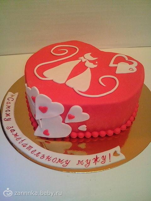 Фотографии тортов на день св.валентина