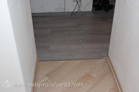 ламинат в квартире разный фото