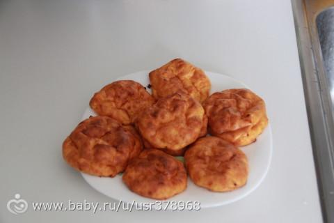 Детские сырники. Фото-рецепт сырников для детей с манкой
