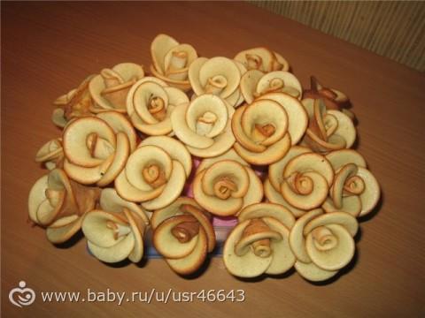 розочки рецепт фото пошагово