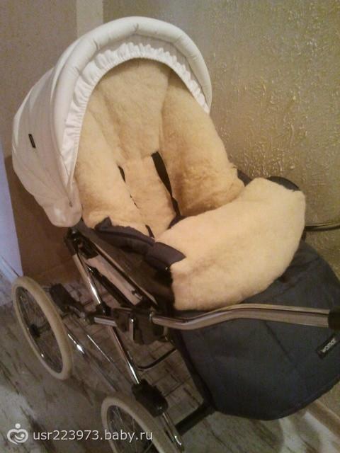 Мешок для коляски своими руками