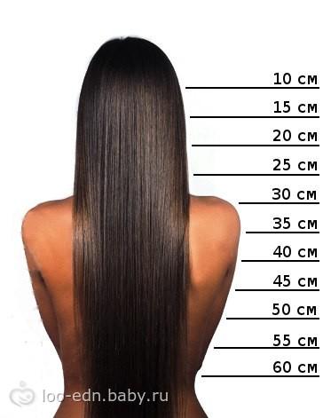 Какие волосы считаются длинными