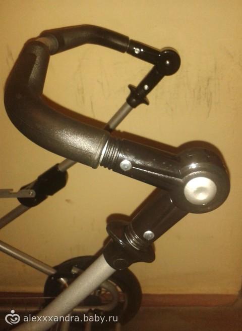 Обзор коляски 2 в 1 ROAN Kortina.