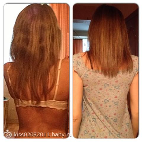 кератин волос для кудрявых волос