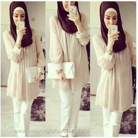 платья для мусульманок фото
