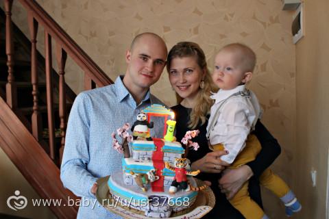 Мамочки и со своими сыночки
