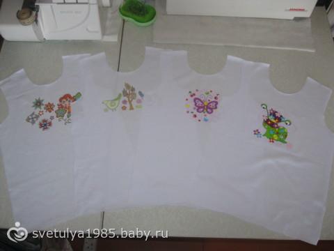 Мастер-класс по пошиву футболки (для начинающих)