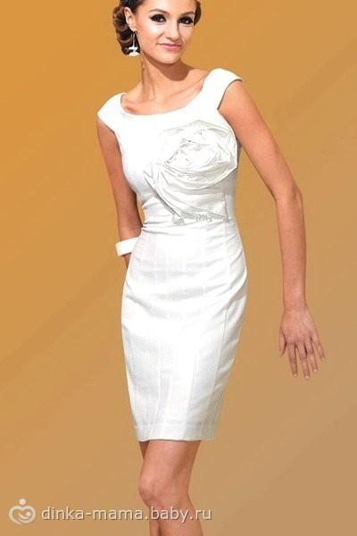 Купить в минске белое вечернее платье